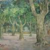 sumene-platany-1994-olej